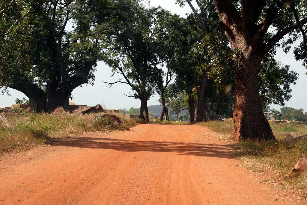 Burkina Faso. Zdjęcie ilustracyjne