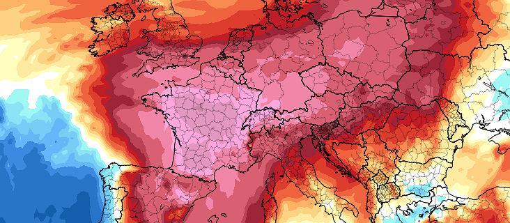 To nie koniec wysokich temperatur w Polsce i Europie.