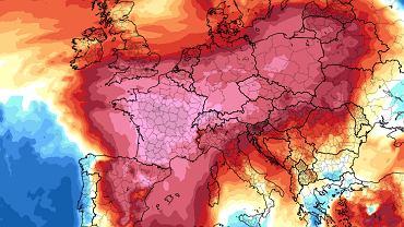 'Nadchodzi piekło'. W Europę uderza fala upałów znad Sahary i szybko nie odpuści. Chłodniej będzie w Marrakeszu