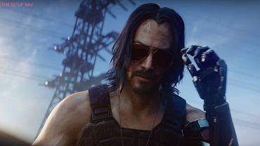 Keanu Reeves jako Johnny Silverhand