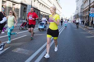 Gwiazdy też biegają. Zobacz, kto pobiegł w 38. PZU Maratonie Warszawskim