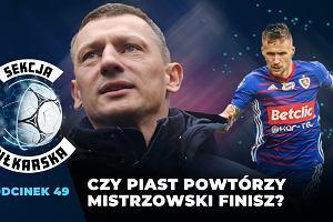 Piotr Parzyszek: Kibice w Holandii znają nazwiska najwyżej czterech polskich piłkarzy [SEKCJA PIŁKARSKA #49]