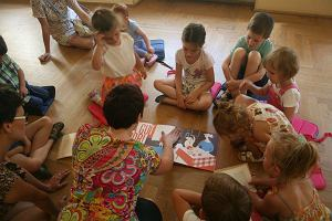 Moja Książka - warsztaty dla dzieci 3-8 lat z okazji Nowego Żydowskiego Roku