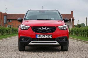 Test Opel Crossland X 1.2 PureTech 110. Modny crossover z duszą minivana
