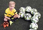 5-letni syn Sławomira Peszki robi furorę! Tata założył mu też Instagrama [WIDEO]