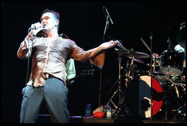 Morrissey na SXSW