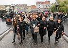 Czarny Protest. Wielka manifestacja szła na Stary Rynek [WIDEO]