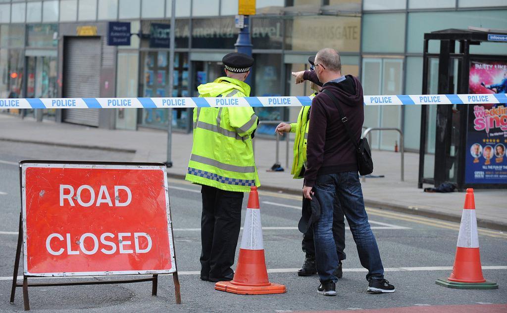 W wybuchu w Manchesterze zginęły co najmniej 22 osoby