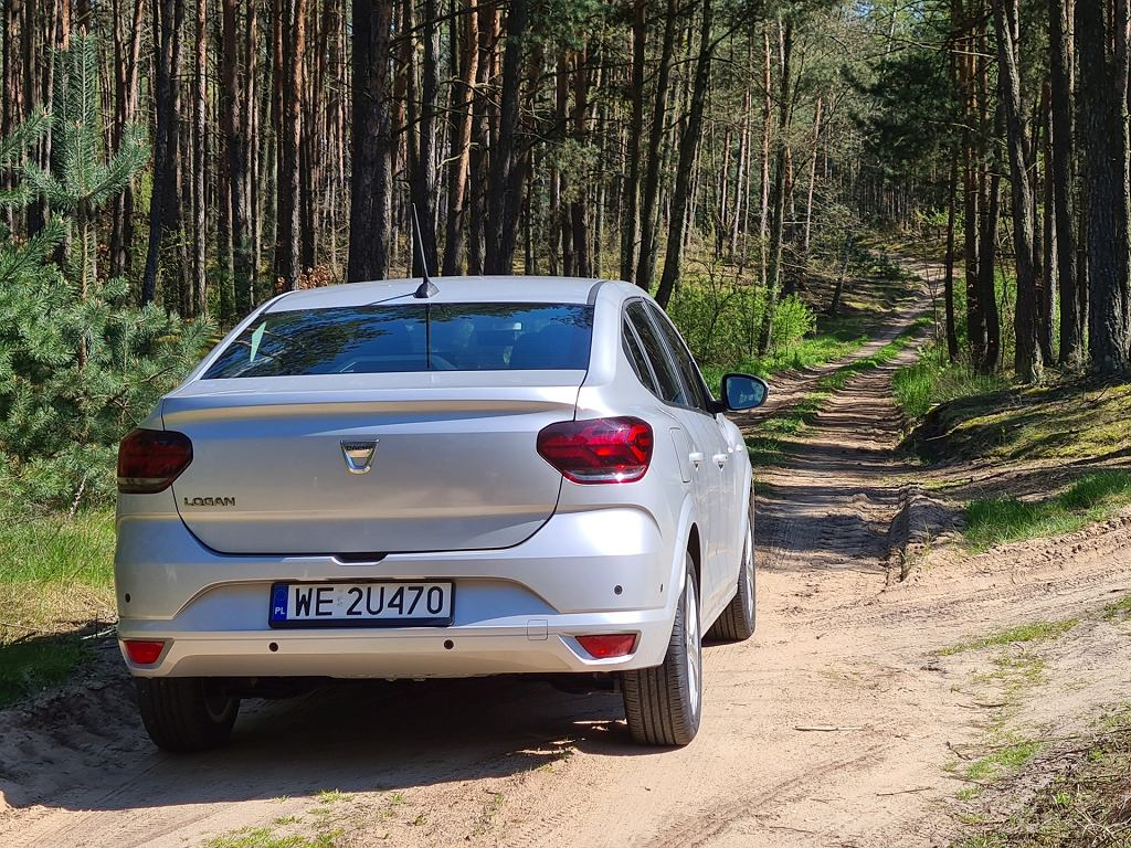 Dacia Logan 1.0 TCe 100 LPG