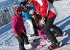 Na narty z dzieckiem