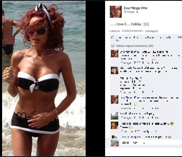 add3cac0c0328d Ewa Minge w BIKINI. Jakie ona ma CIAŁO! Uwierzycie, że skończyła 45 lat?