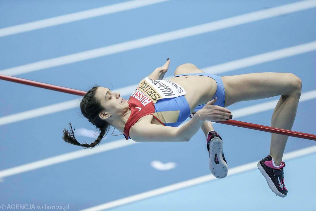 Największą gwiazdą X Opolskiego Festiwalu Skoków będzie aktualna halowa mistrzyni świata i Europy Rosjanka Marija Kuczina