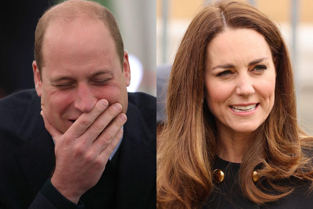 Książe William, księżna Kate