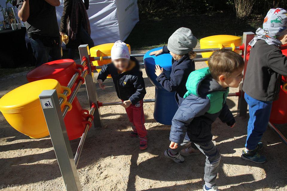 Powstał Plac Zabaw Bez Barier Dostępny Dla Dzieci Z