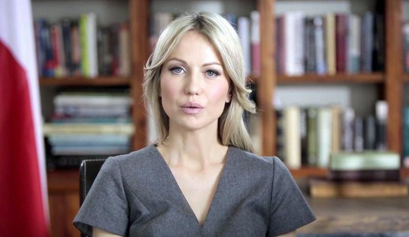 Magdalena Ogórek w najnowszym spocie powraca do tematu zmian w polskim prawie
