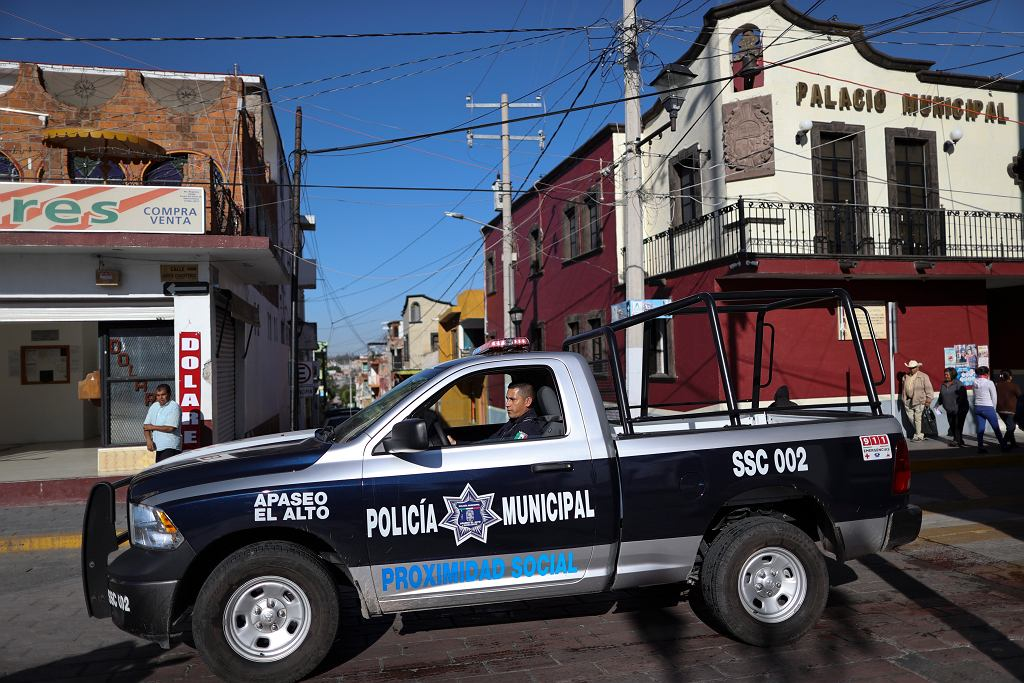Krwawe wybory w Meksyku
