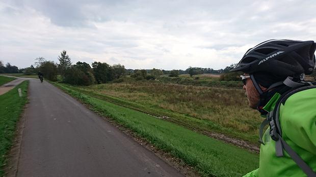 fota w stylu Cyklisty w Warszawie