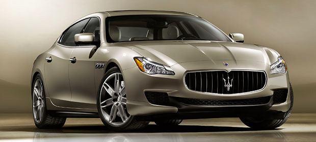 samochody, Samochody: najciekawsze premiery, Maserati Quattroporte