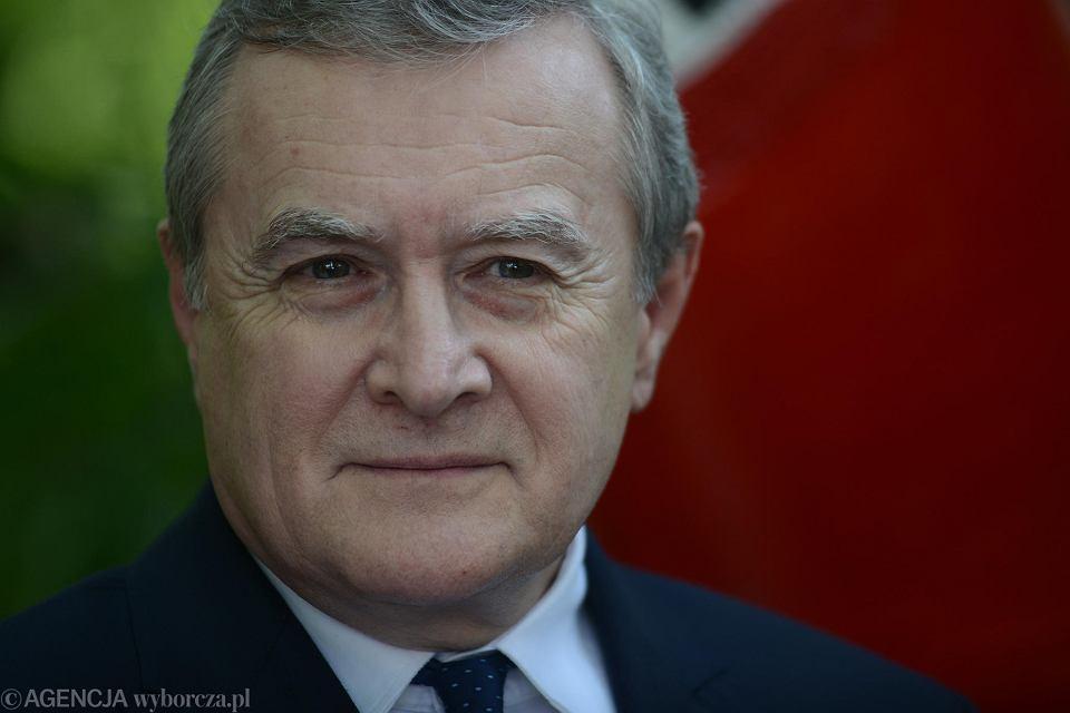 Minister kultury Piotr Gliński