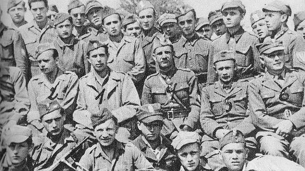 Żołnierze Brygady Świętokrzyskiej