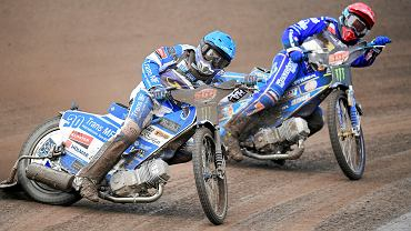 Leon Madsen i Bartosz Zmarzlik