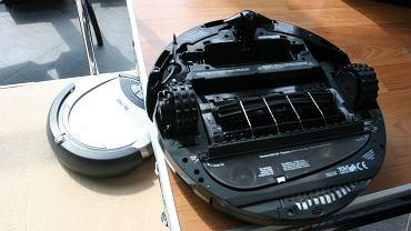 Odkurzacz-robot (zdjęcie ilustracyjne)