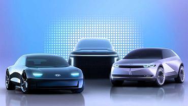 Ioniq - nowa marka samochodów elektrycznych koncernu Hyundai