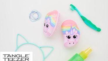 Wróć do szkoły z nową szczotką Mini Original Unicorn od Tangle Teezer!
