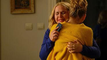 Śmierć w serialu 'Przyjaciółki'! Syn Anki zginął w katastrofie lotniczej