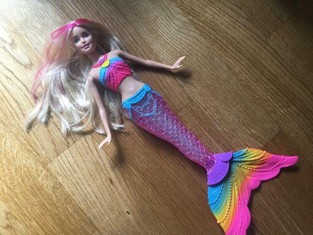 'Barbie i podwodna tajemnica' - najpierw na ekranie, później do zabawy.