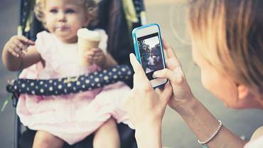 Dzieci Instagram