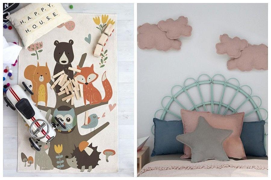 Pokój dziecięcy - dekoracje