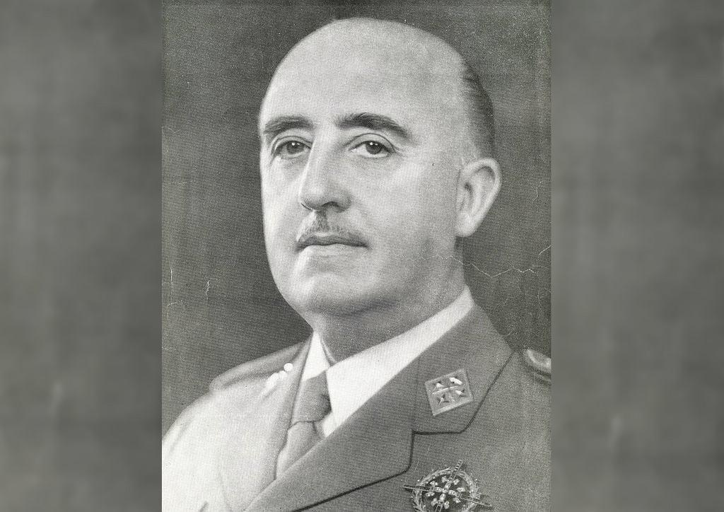 Francisco Franco (zdjęcie ilustracyjne)