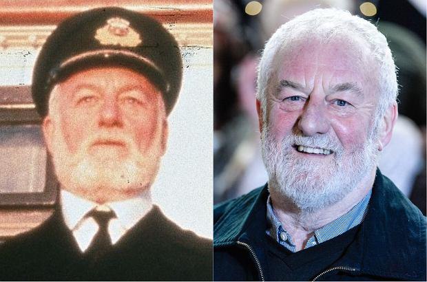 Bernard Hill jako kapitan Edward John Smith.
