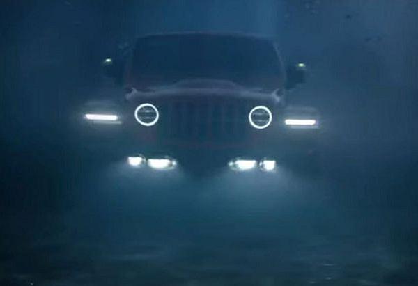Podwodny Jeep