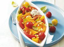 Sałatka pomidorowa - ugotuj
