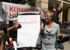 Studenci, doktoranci i profesorowie blokowali ministerstwo nauki