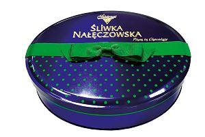 Śliwka Nałęczowska - polska klasyka na prezent w dobrym stylu