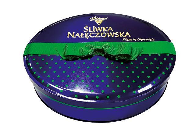 Śliwka Nałęczowska - puszka owal