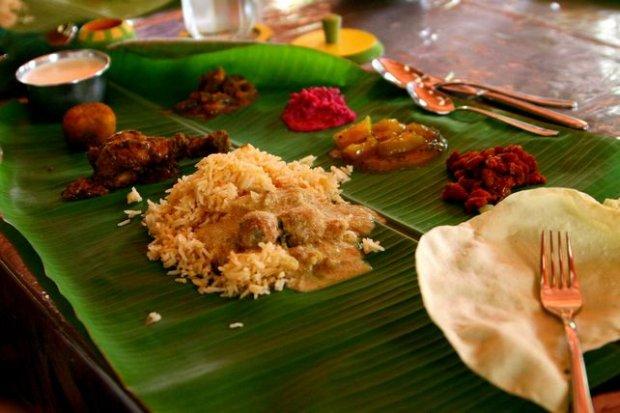 Mhm. Jedzenie w Kerali/ Fot. CC BY 2.0/ Sonja Pieper/ Flickr.com