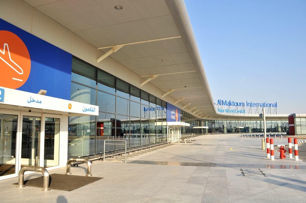 Lotnisko Al Maktoum w Dubaju