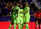 La Liga. Barcelona rozgromiła Levante. Leo Messi bohaterem
