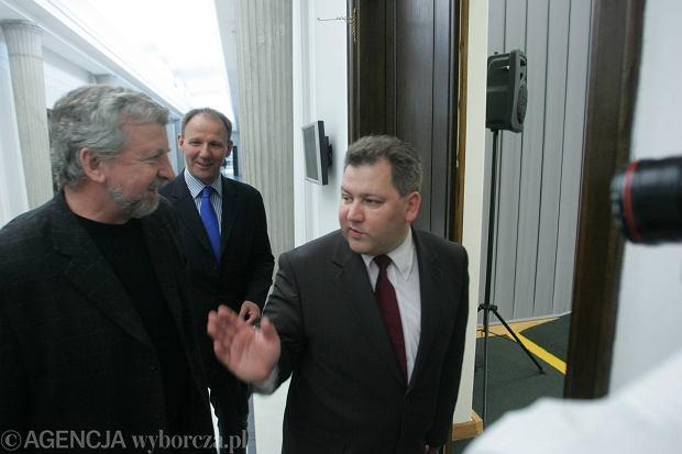 Krzysztof Lisek (P) w Sejmie