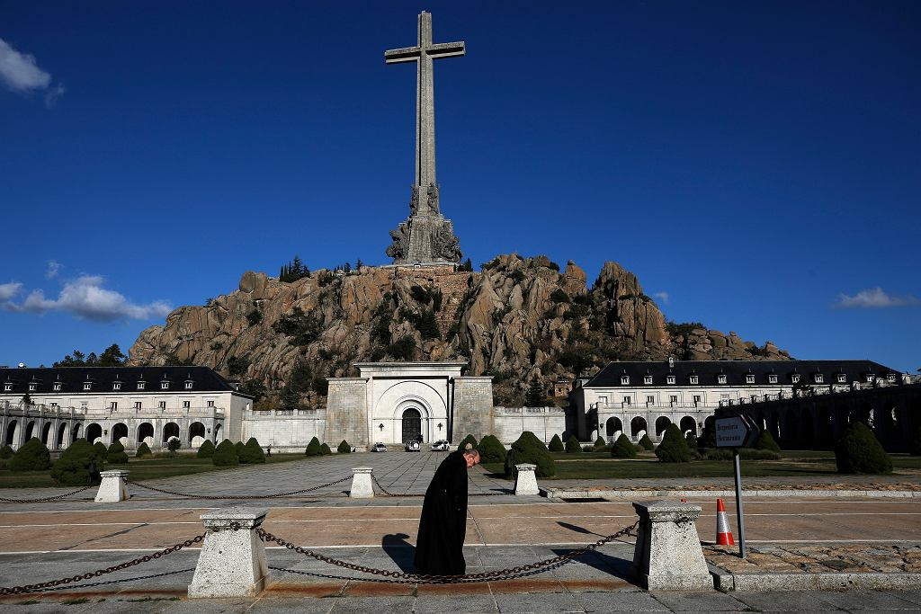 Spain Franco Remains