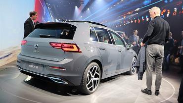 Nowy Volkswagen Golf VIII