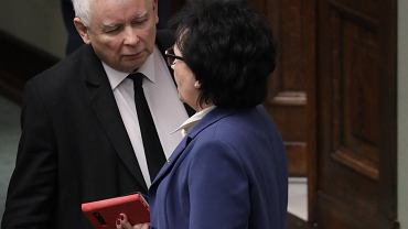 Jarosław Kaczyński, Elżbieta Witek