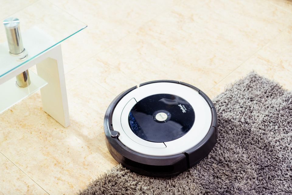 Robot sprzątający