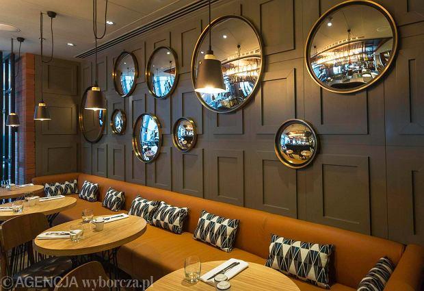 Zdjęcie numer 4 w galerii - Designerskie wnętrze i autorskie menu - taka jest restauracja INK przy ul. Stągiewnej