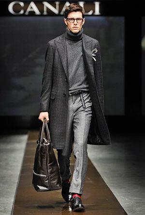 Klasyczna elegancja: czarne buty, moda męska, styl, buty, Buty z kolekcji Canali