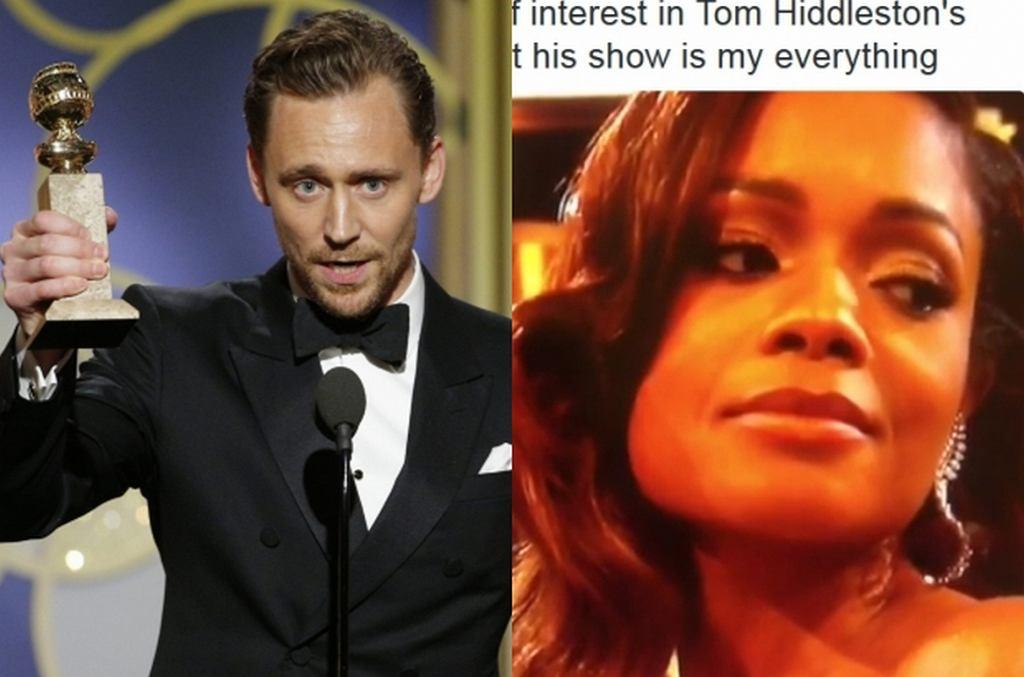 Tom Hiddleston, Naomi Harris